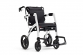 Fauteuil roulant convertible en rollator