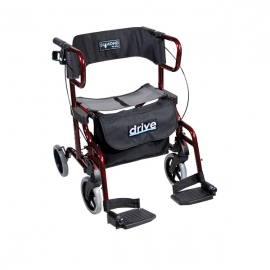 Rollator convertible Diamond Deluxe